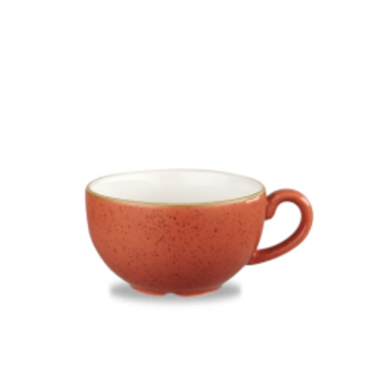 Churchill Stonecast Spiced Orange Cappuccino Cup 22.7cl (8oz)