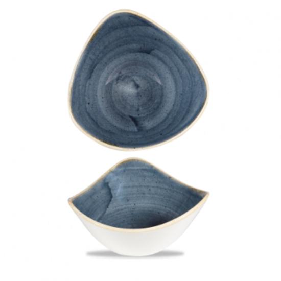 Churchill Stonecast Blueberry Lotus Bowl 37cl (13oz)