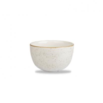 Churchill Stonecast White Speckle Sugar Bowl 22.7cl (8oz)