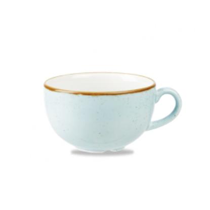 Churchill Stonecast Duck Egg Cappuccino Cup 46cl (16.2oz)