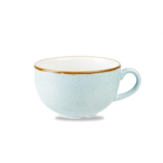 Churchill Stonecast Duck Egg Cappuccino Cup 46cl (16.2oz)