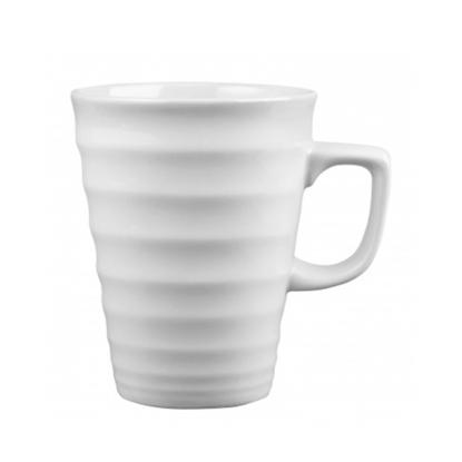 Bit On The Side Ripple Latte Mug 34cl (12oz)