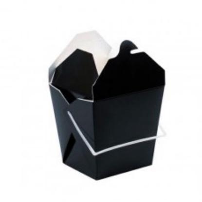 Black Noodle Containers 47cl (16oz)