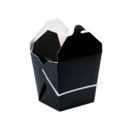Black Noodle Containers 74cl (26oz)