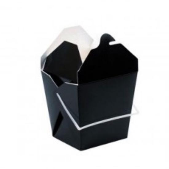 Black Noodle Containers 74cl (26oz)