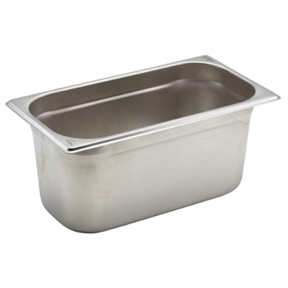CaterPro Stainless Steel Gastronorm 1/3