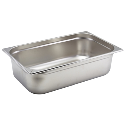 CaterPro Stainless Steel Gastronorm 1/1