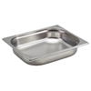 CaterPro Stainless Steel Gastronorm 1/2