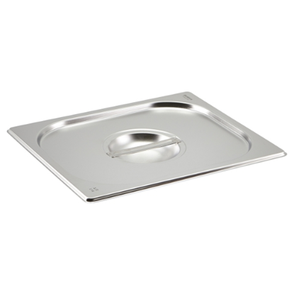 CaterPro Stainless Steel Gastronorm Lid 1/2