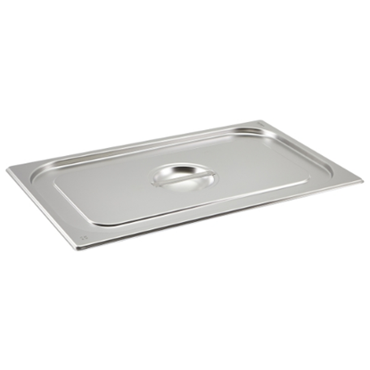 CaterPro Stainless Steel Gastronorm Lid 1/1