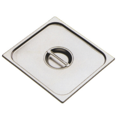 CaterPro Stainless Steel Gastronorm Lid 1/9