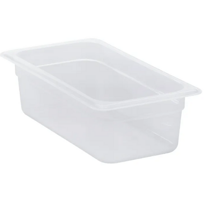 Gastronorm Clear Food Pan 1/3 (150mm Deep)