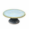 """Blue Water Reactive Cake Stand 11.8"""" (30cm)"""