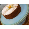 """11.8"""" (30cm) Blue Water Reactive Cake Stand"""