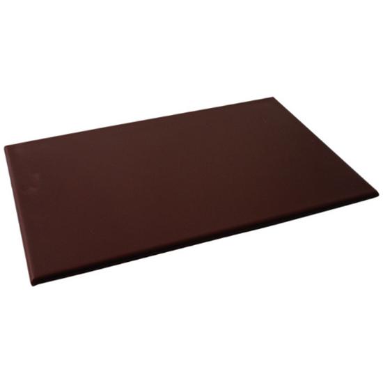 "Brown High Density Chopping Board 12"" (30cm)"