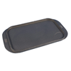 """17"""" (43cm) Cast Iron Reversible Griddle Tray"""