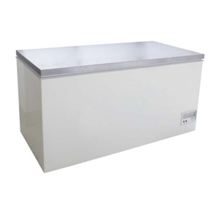 Chest Freezer-Stainless Steel Lid