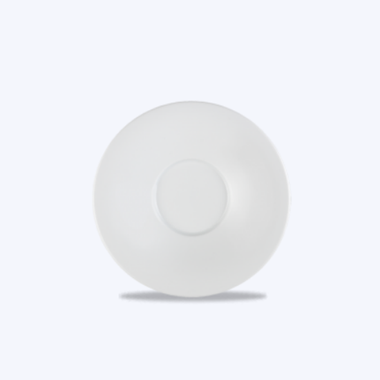 "Churchill Menu Small White Saucer 5"" (12.7cm)"