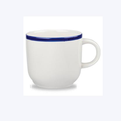 Churchill Retro Blue Cup 8.5cl (3oz)