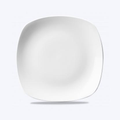 """Churchill X-Squared Square Plate 11.5"""" (29.25cm)"""