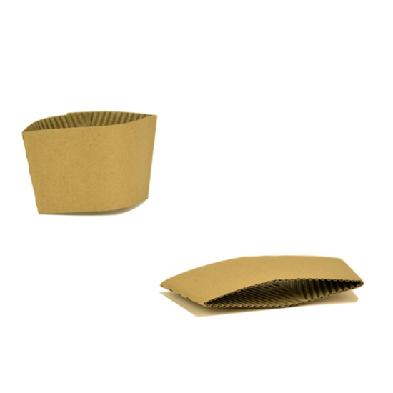Compostable Large Clutch