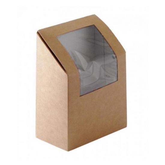 Compostable Tortilla / Wrap Box