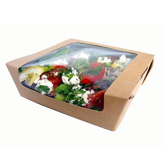 Compostable Window Box 650ml