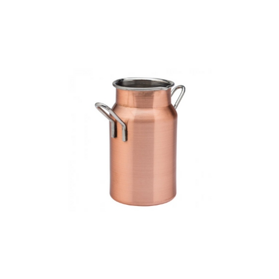 Copper Milk Churn 14cl (5oz)