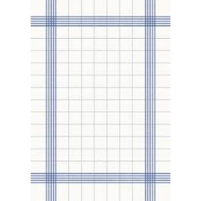 """Blue Towel Napkin 15x21.3"""" (38x54cm)"""