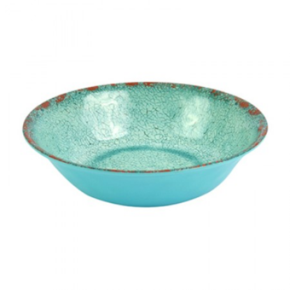 Blue Casablanca Melamine Bowl 60cl (20.3oz)