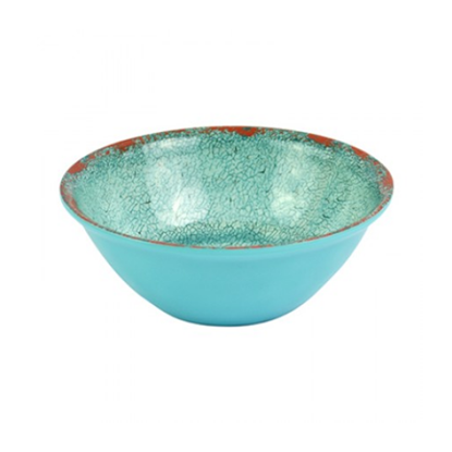 Blue Casablanca Melamine Rice Bowl 23cl (7.8oz)