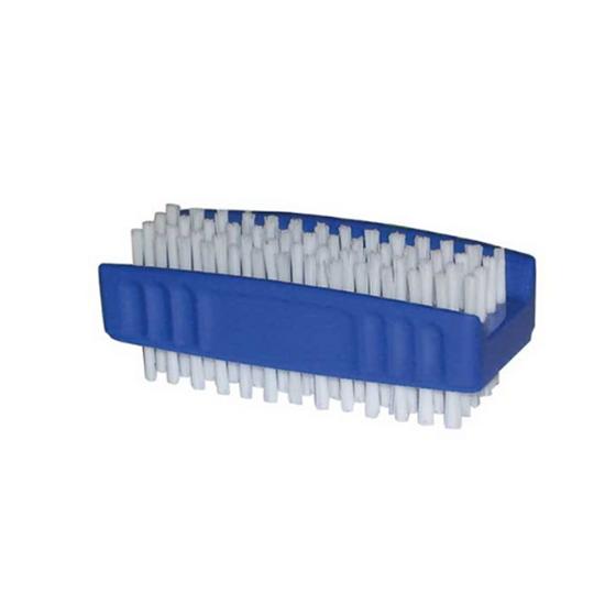 Blue Nail Brush