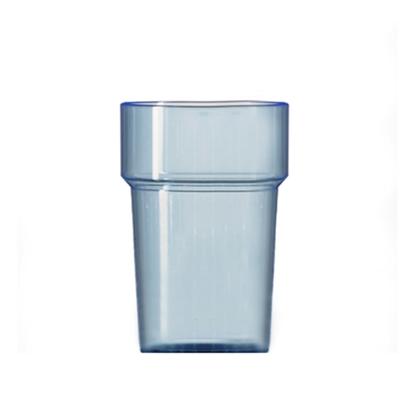 Blue Polystyrene Tumbler CE Stamped 28.5cl (10oz)