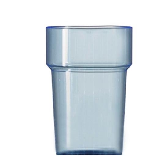 Blue Polystyrene Tumbler CE Stamped 57cl (20oz)