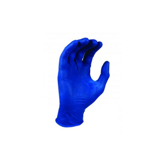 Blue Powder Free Latex Gloves (Medium)