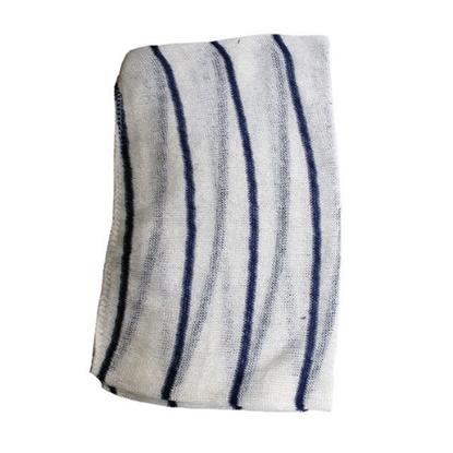 "Blue Stockinette Cloth 13.8x15.7"" (35x40cm)"