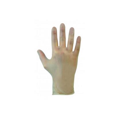 Clear Powder Free Vinyl Gloves (Medium)