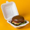 Burger Box White