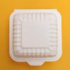 "15.25cm (6x6"") Burger Box White"