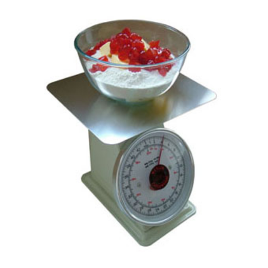 Caterweigh Stainless Steel Scales Pan 2kg