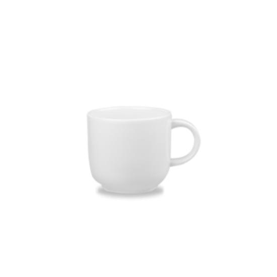 Churchill Bubble White Cup 34cl (12oz)