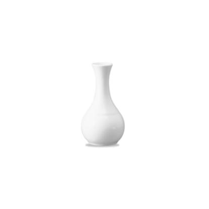 "Churchill Classic Bud Vase White 5"" (12.7cm)"