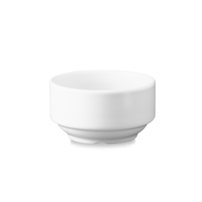 Churchill Classic Unhandled Consomme Bowl White 40cl (14oz)
