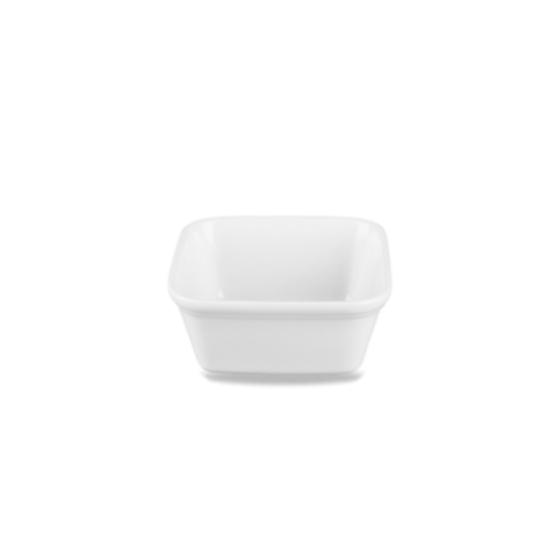 Churchill Classic White Square Pie Dish 46.7cl (15.8oz)