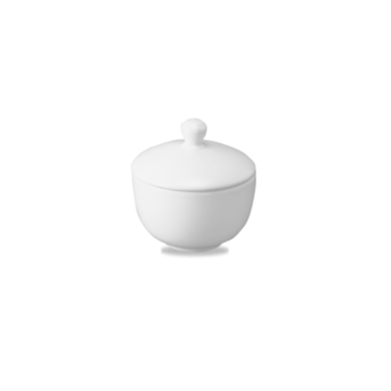 "Churchill Classic White Sugar Bowl 3.5"" (9cm)"