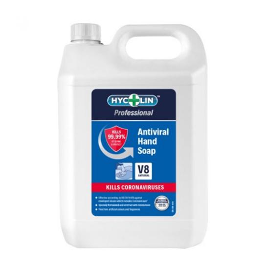 Antiviral Hand Soap 5L