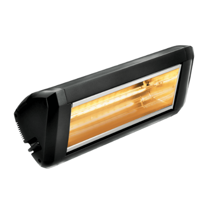 2.0KW Infrared Heater Black