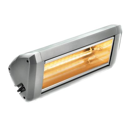2.0KW Infrared Heater Silver
