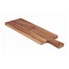 "Acacia Wood Paddle Board 15x6x0.8"" (38x15x2cm)"