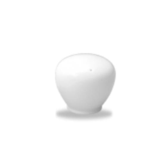"Churchill Alchemy White Salt Shaker 2.4"" (6cm)"
